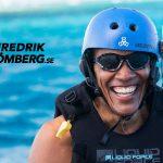 Obama lär sig kitesurfing med Virgins grundare